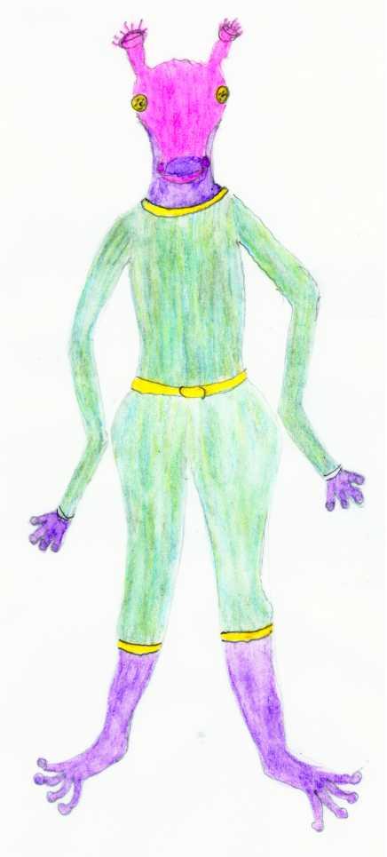Außerirdischer 1
