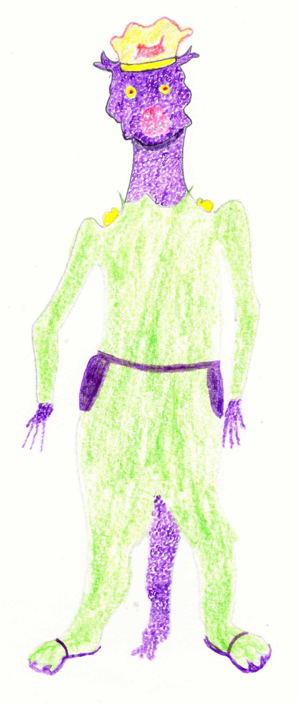 Außerirdischer 6
