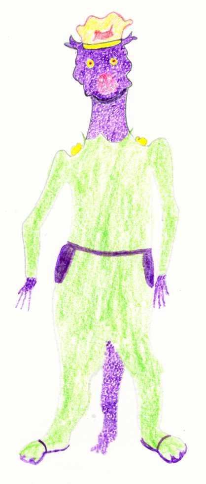 Außerirdischer 7